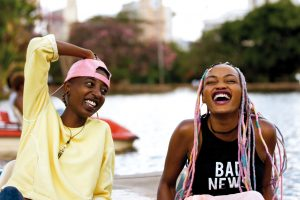 "Filmrezension: ""Rafiki"""